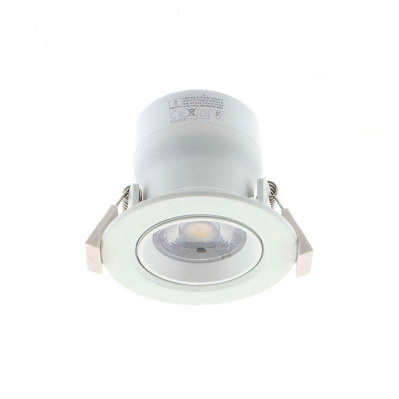 Downlight Led WOOK, 9W, Blanco neutro